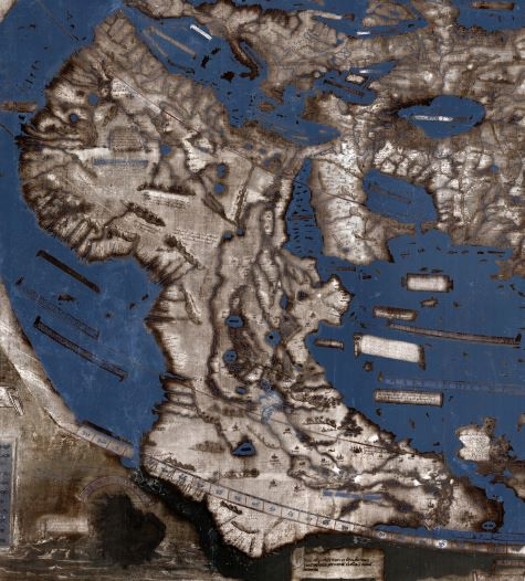 Martellus_300ppi combined processes WIP2 panorama with blue water - Africa whole